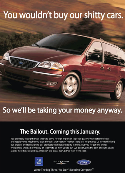 The Bailout. Coming this January.