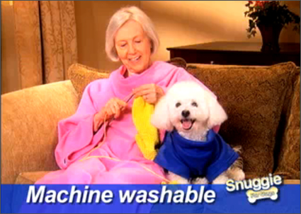 Dog-snuggies