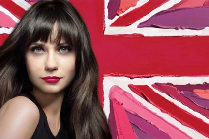 Zooey Deschanel botched Photoshop