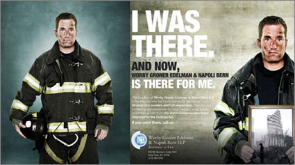 911 fireman pictures